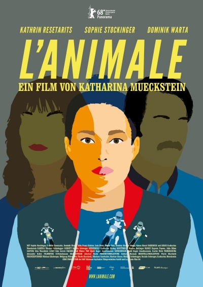 l'animale - screening room - neu im kino