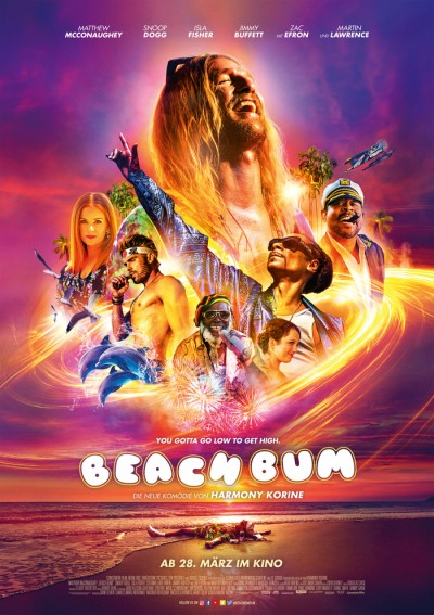 the beach bum - screening room