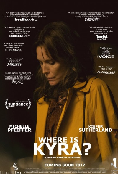 wo ist kyra? - screening room