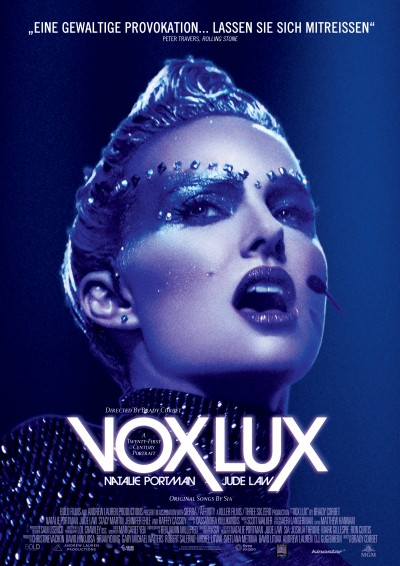 vox lux - screening room
