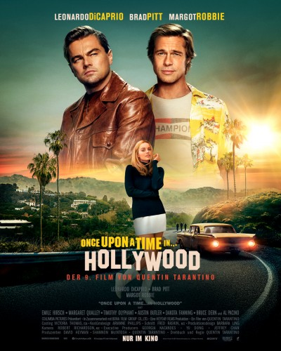 once upon a time in hollywood - screening room