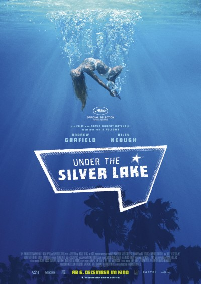 under the silver lake - screening room