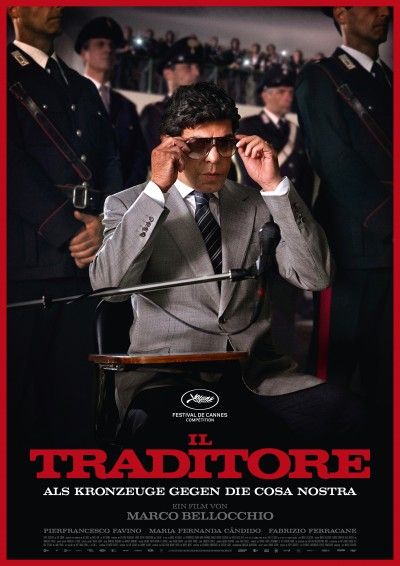 screening room - il traditore