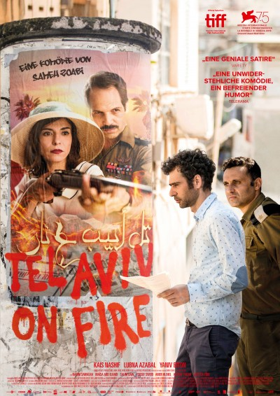 tel aviv on fire - screening room