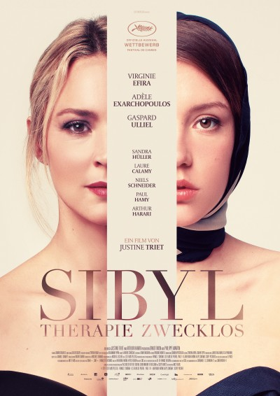 sibyl - screening room