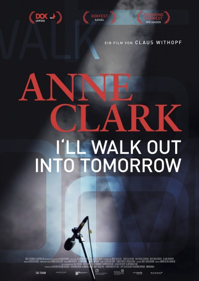 anne clark. i'll walk out into tomorrow - screening room