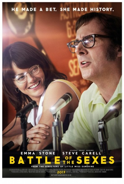 screening room - battle of the sexes