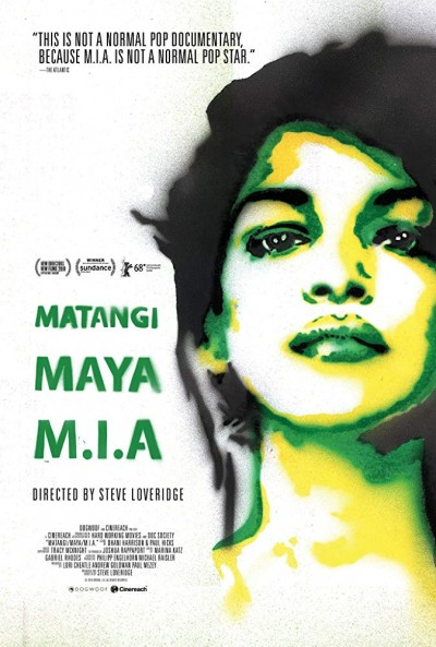 M.I.A. - Screening Room