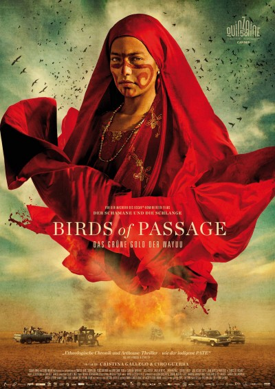 birds of passage - screening room