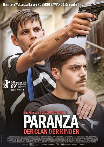 paranza - screening room