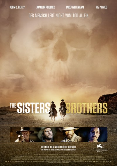the sisters brothers - screening room