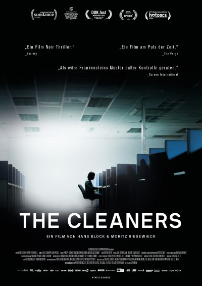 the cleaners - screening room