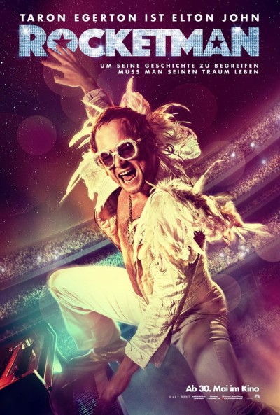 rocketman - screening room