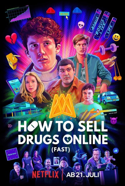 Screening room - how to sell drugs online (fast)