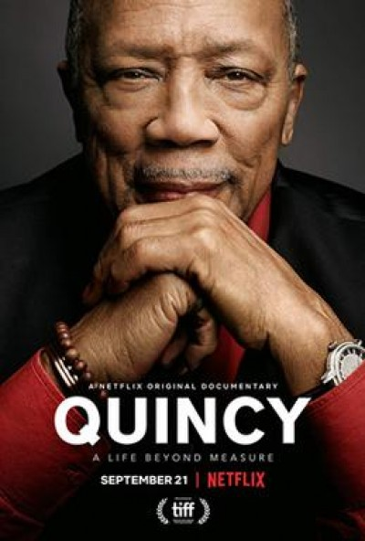 movie corner - quincy jones