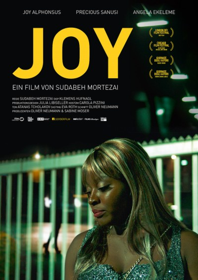joy - screening room