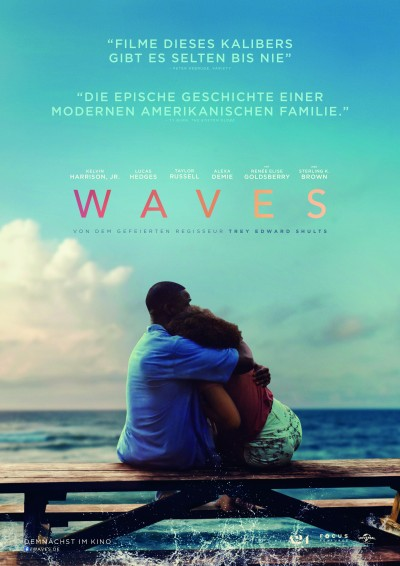 waves - screening room