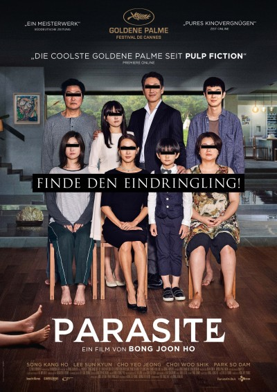 parasite - screening room
