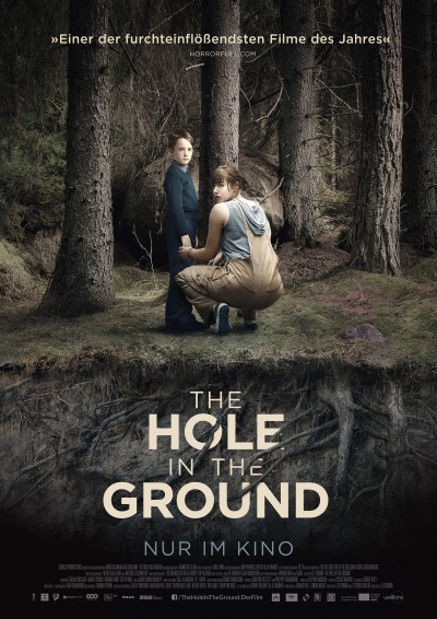 the hole in the ground - screening room