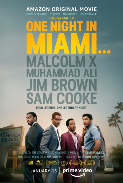 Screening room - One Night in Miami