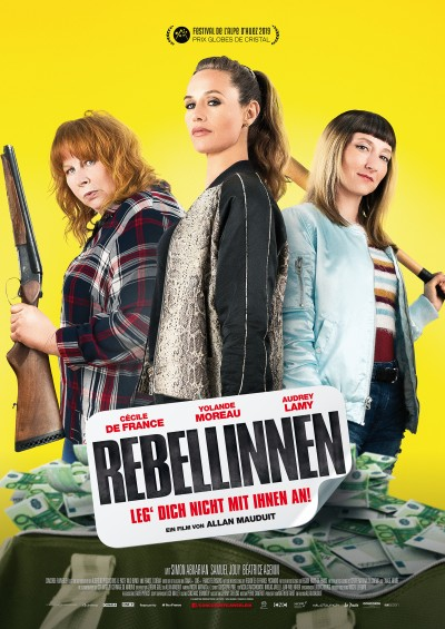 rebellinnen - screening room