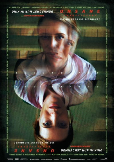 unsane - screening room - neu im kino