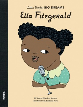 Ella Fitzgerald - Little People, Big Dreams