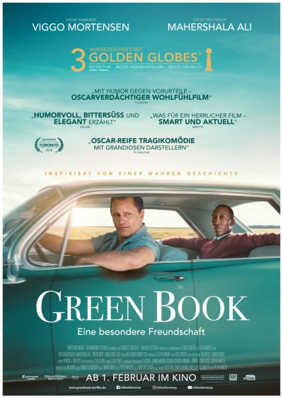 green book - screening room