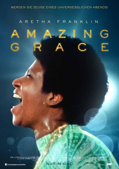 aretha franklin: amazing grace - screening room