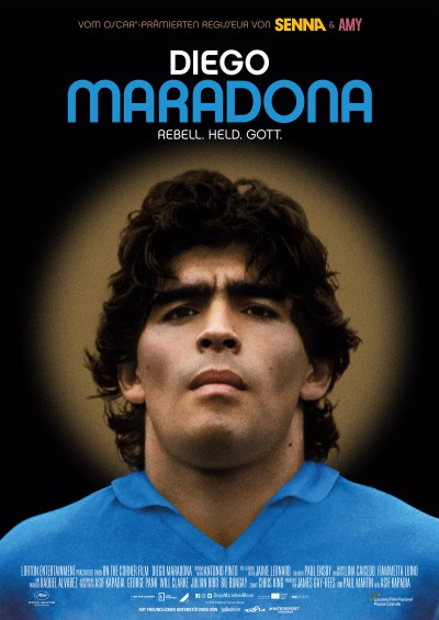 diego maradona - screening room
